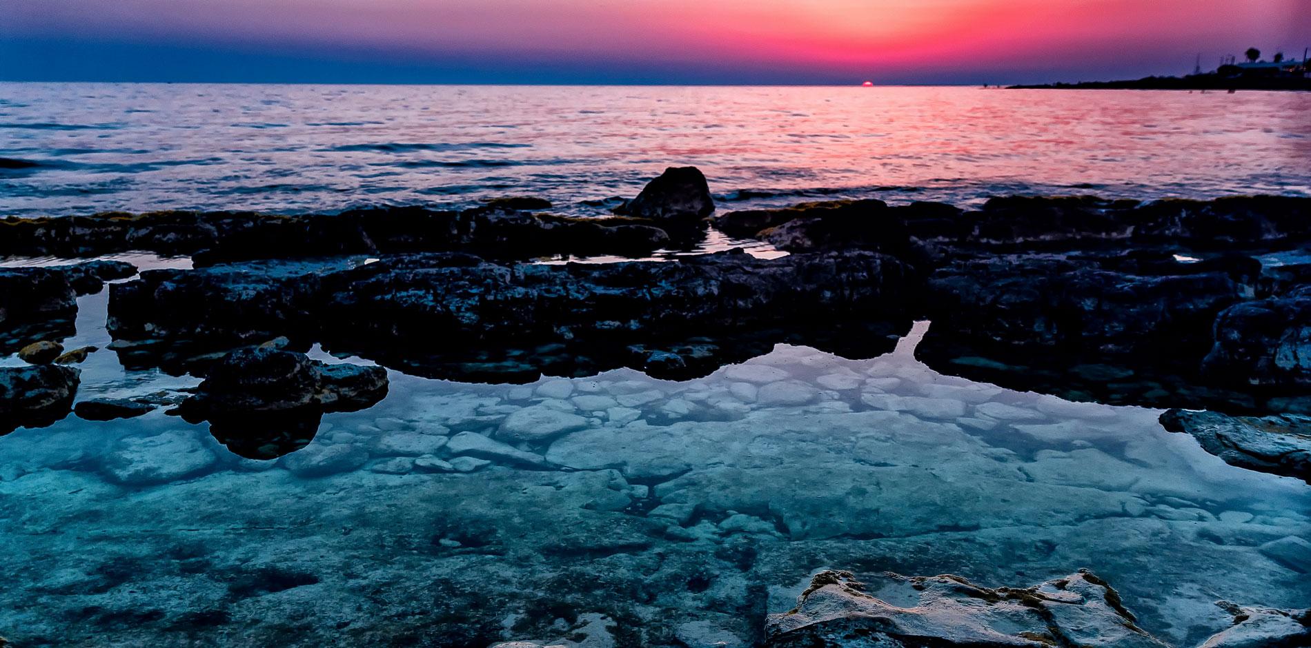 Sunset Bar Beach