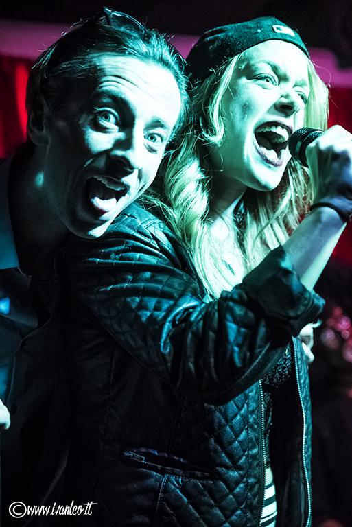Matteo Burrati & Sophie Delarge