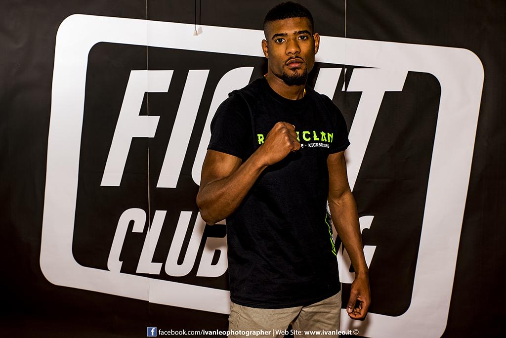 FIGHT CLUBBING