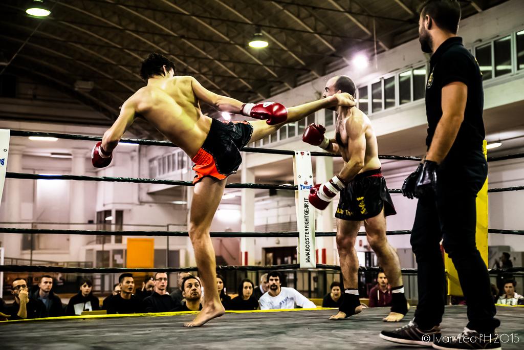 Fight Park 11 Gennaio 2015, BOLOGNA