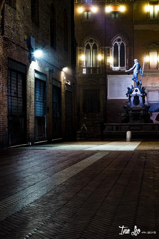Bologna by night