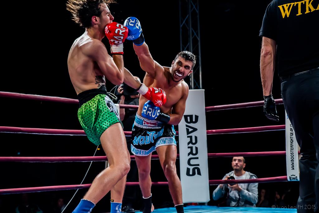 Gladiatori Reload 2015, BOLOGNA