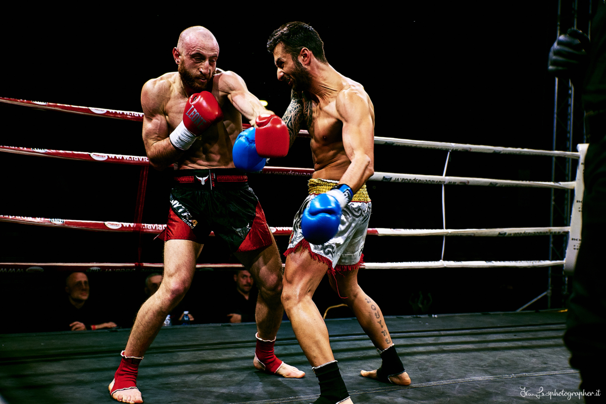Leonzio Angelo Vs Pesare Florenzo-FIGHT_NEVER_END_8__Ivan Leo Ph_2322