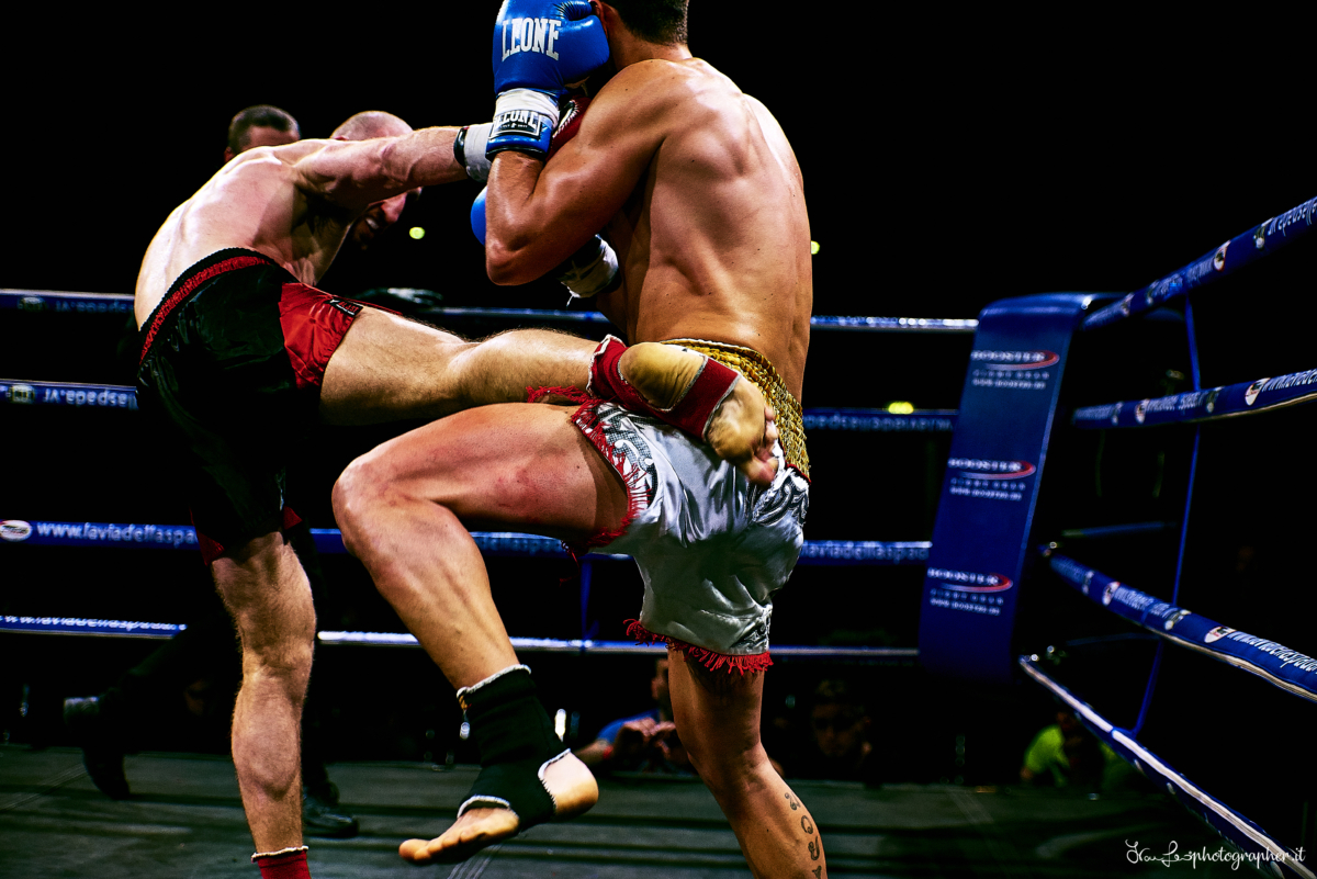 Leonzio Angelo Vs Pesare Florenzo-FIGHT_NEVER_END_8__Ivan Leo Ph_2350