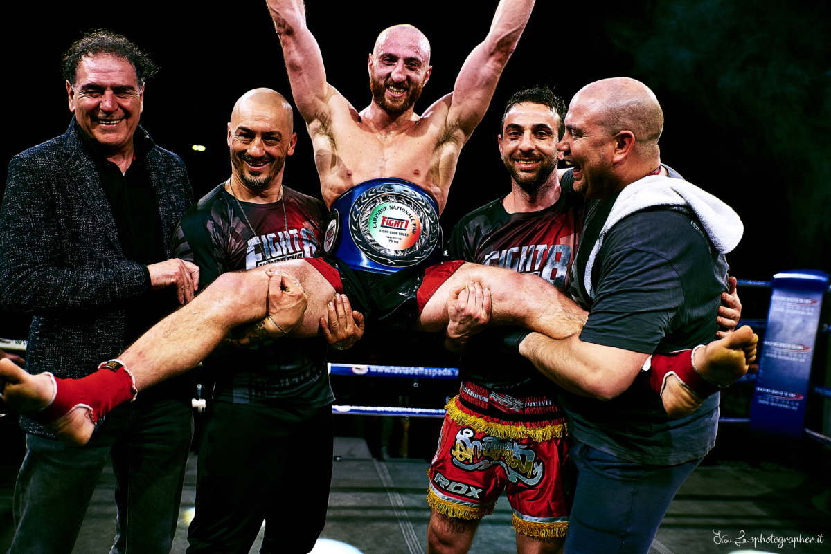 Leonzio Angelo Vs Pesare Florenzo-FIGHT_NEVER_END_8__Ivan Leo Ph_2355