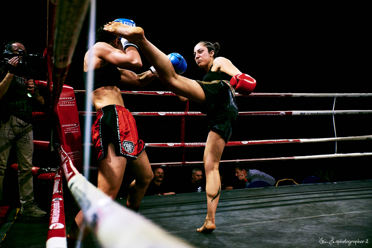 Melillo Svave Vs Lorena Signetto-FIGHT_NEVER_END_8__Ivan Leo Ph_2249 1