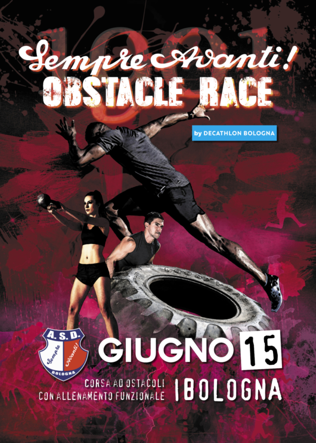 obstacle race 15 giugno