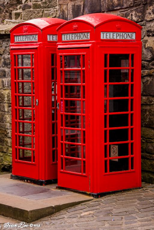 Edimburg & London, GRAN BRETAGNA